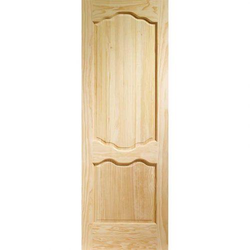 Louis Internal Clear Pine Door
