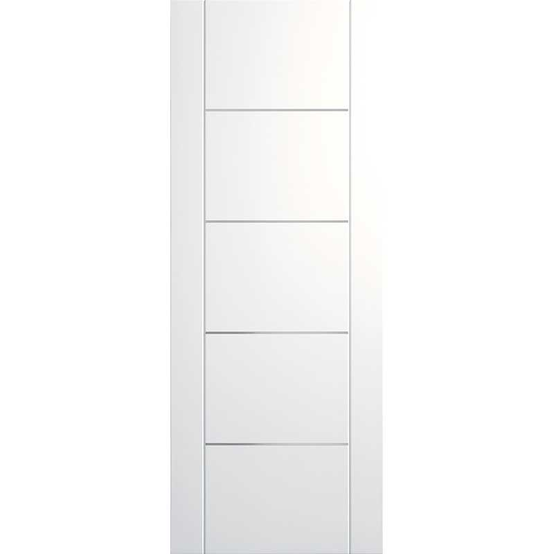 """Pre-Finished Internal White Portici (Alum Inlay) (30"""")"""