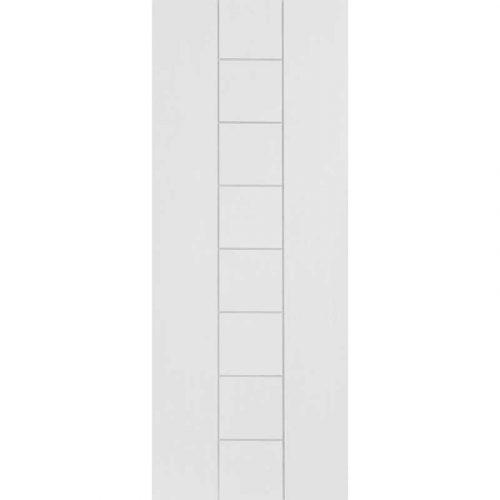 Messina Internal White Primed Door