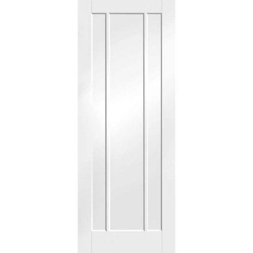 """Internal White Primed Worcester Fire Door (27"""")"""