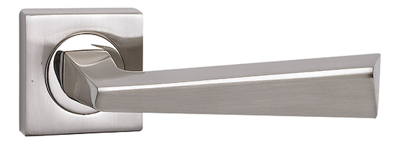 Cannes S/N Lever on Square Rose