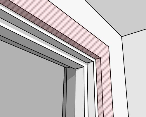 Frames & Architrave