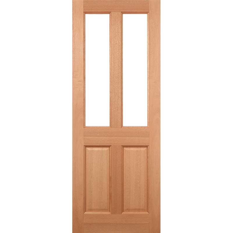 Malton Dowel Unglazed External Door