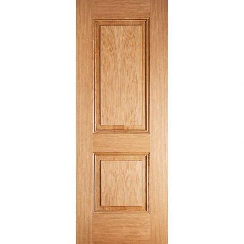 Internal Pre Finished Oak Arnhem 2 Panel Door