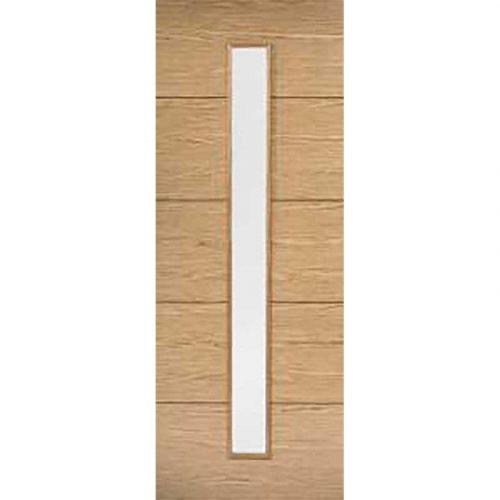 Pre Finished Oak Lille Internal 1L Door