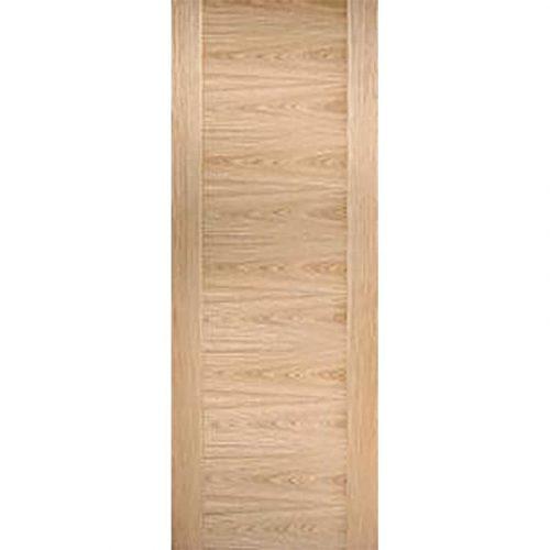 Internal Pre Finished Oak Sofia Door