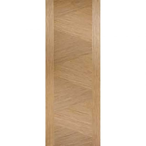 Pre finished Oak Zeus Internal Door