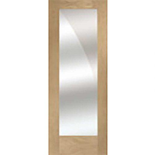 Pattern 10 Oak with Mirror