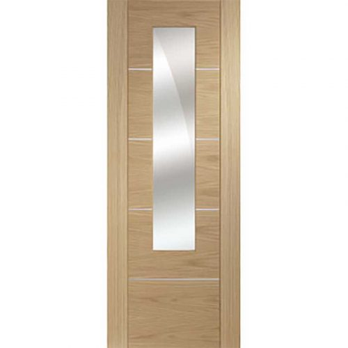 """Pre-Finished Portici Oak with Mirror (24"""")"""