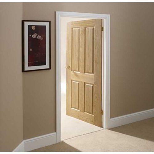4 Panel Cherry Moulded Door