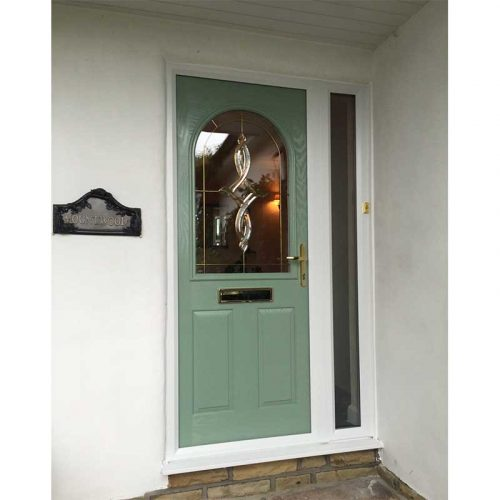 Chartwell Turnberry Traditional Composite Door