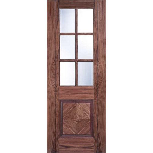 Barcelona Walnut Internal Door
