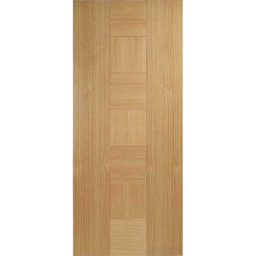 Catalonia Prefinished Oak Internal Door
