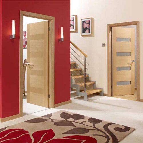 Monaco Oak LPD Internal Door