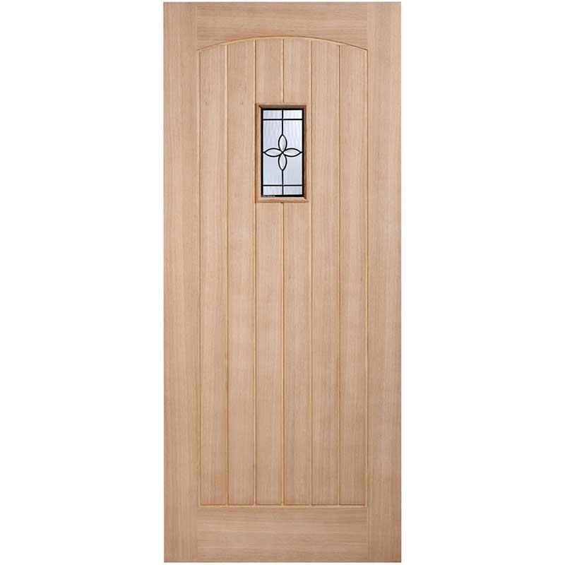 External Chesham Part L Warmer Door
