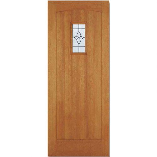 Cottage Oak External Door
