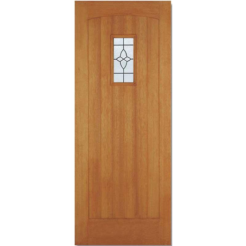 Cottage Hardwood External Glazed Door