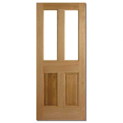 Malton Hardwood 2L Glazed Door