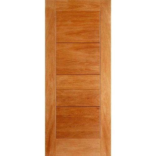 Modica Oak LPD External Door