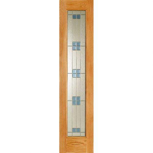 Regal Oak External Side Light