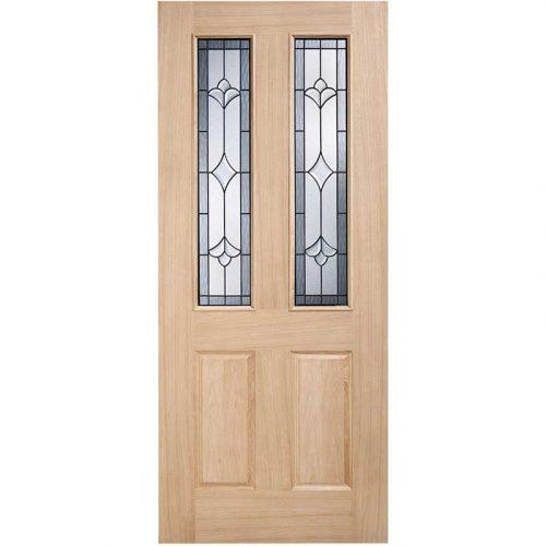 External Salisbury Part L Warmer Door