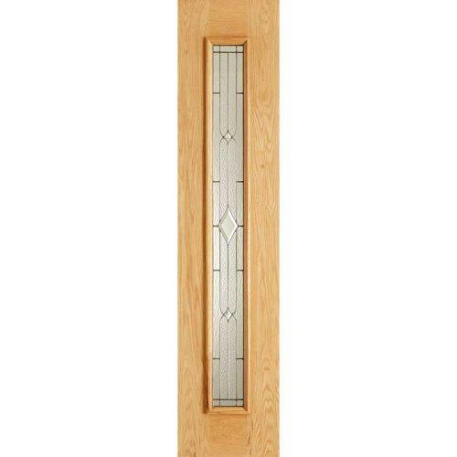Universal Oak External Side Light
