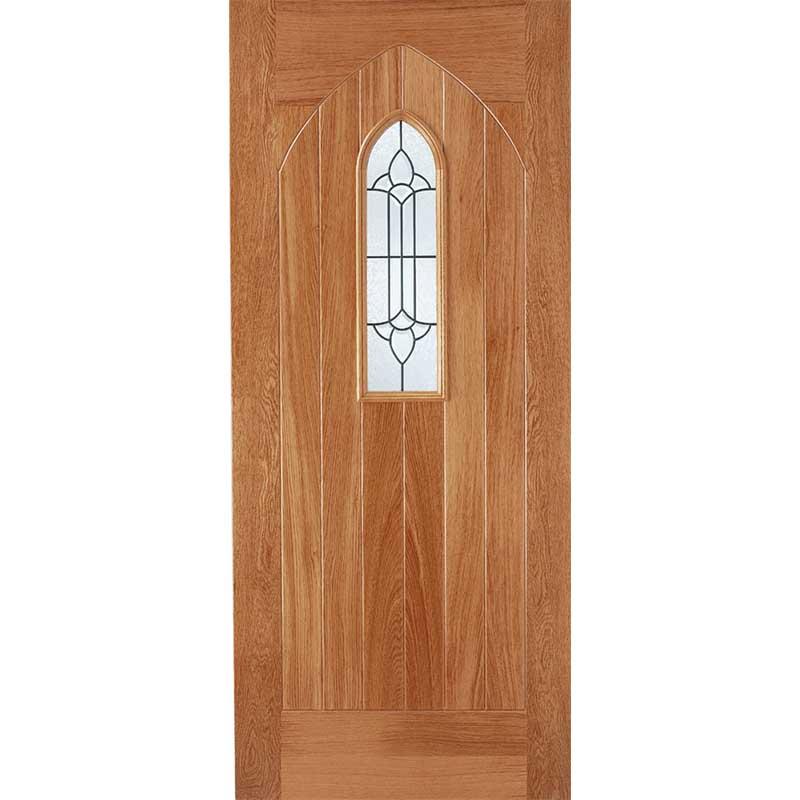 Westminster Hardwood External Glazed Door