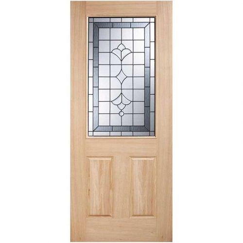 External Winchester Part L Warmer Door