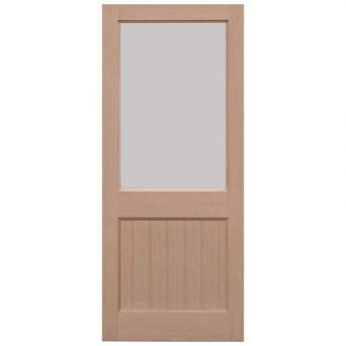 2XG Unglazed External Door
