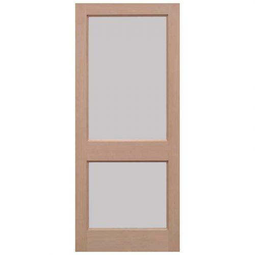 2XGG Unglazed External Door