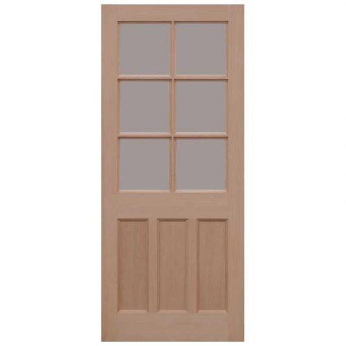 KXT Unglazed External Door