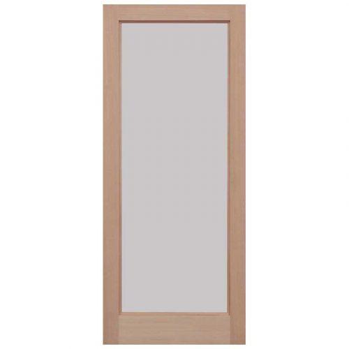 Pattern 10 Unglazed External Door