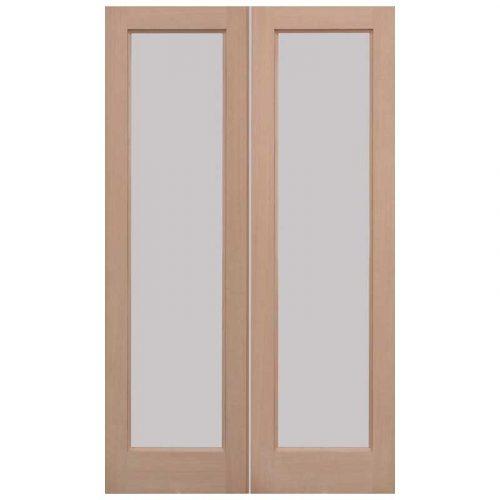 Pattern 20 Unglazed External Door