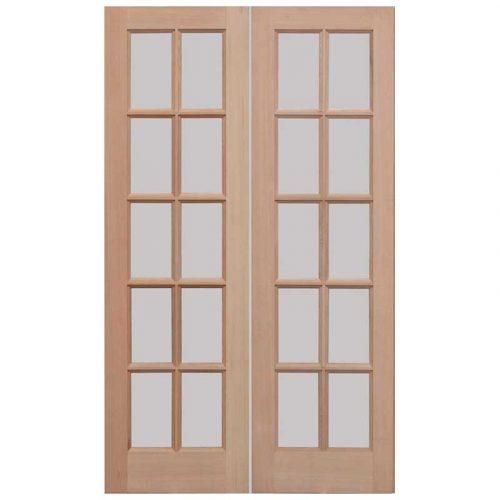 GTP Pairs Unglazed External Door