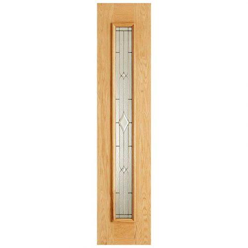 Universal Sidelight Leaded Lead Double Glazed External Door