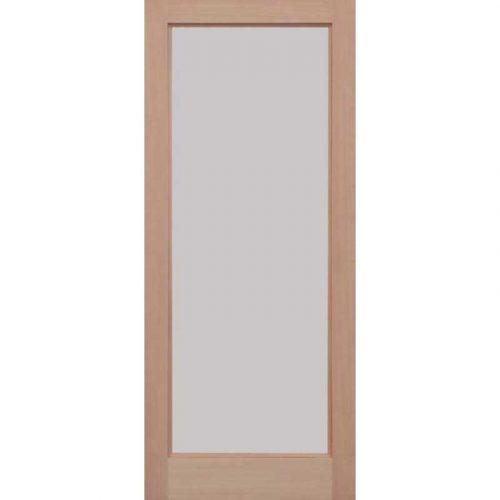 Hemlock Pattern 10 Door