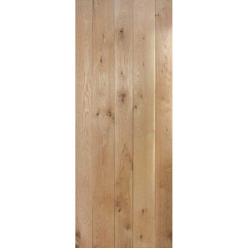 Solid Oak Ledged