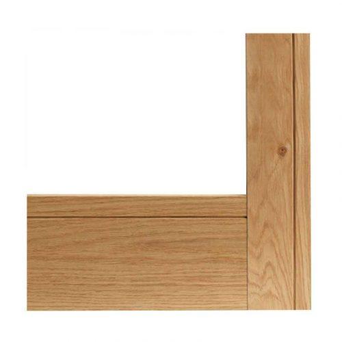 Architrave Oak Shaker (Standard)