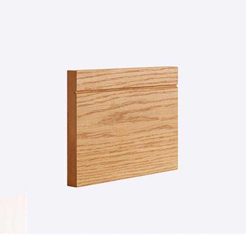 Skirting Oak Shaker Fsc Mix 3.6m Length