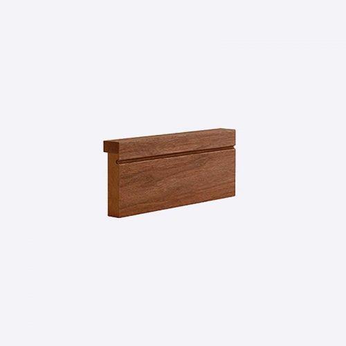 Architrave Walnut Shaker (Standard)