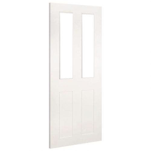 Eton Glazed Interior White Primed Door