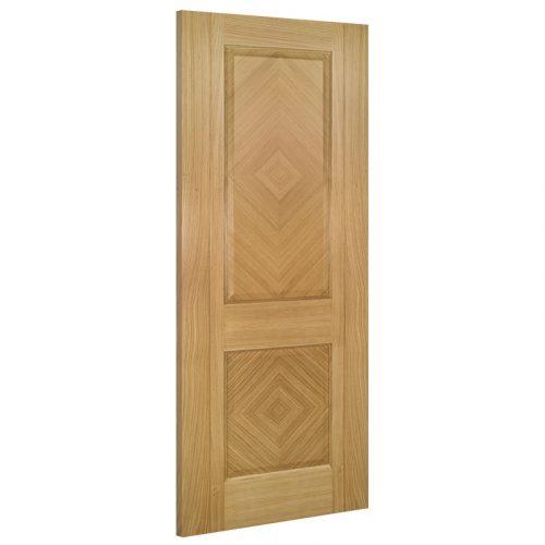 Kensington Interior Oak Door Prefinished