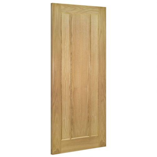 Norwich Interior Oak Door Unfinished