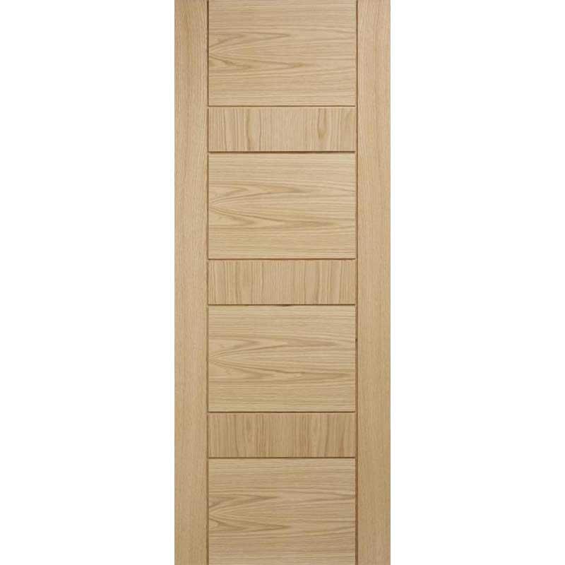 Edmonton Prefinished Oak Internal Door