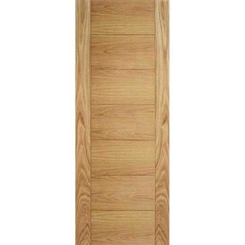 Carini 7 Panel Oak Internal Door