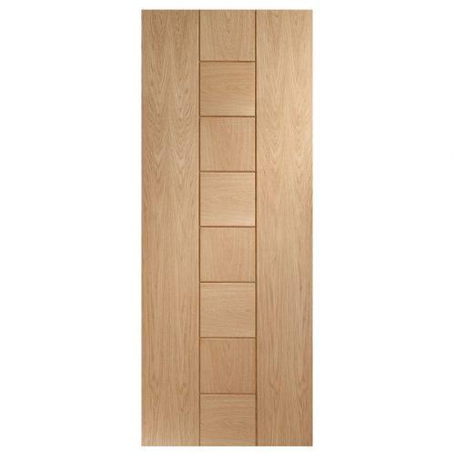 Messina Unfinished Internal Oak Door