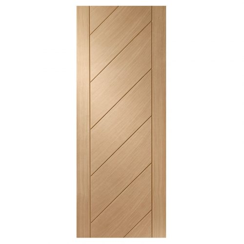 Monza Internal Oak Door