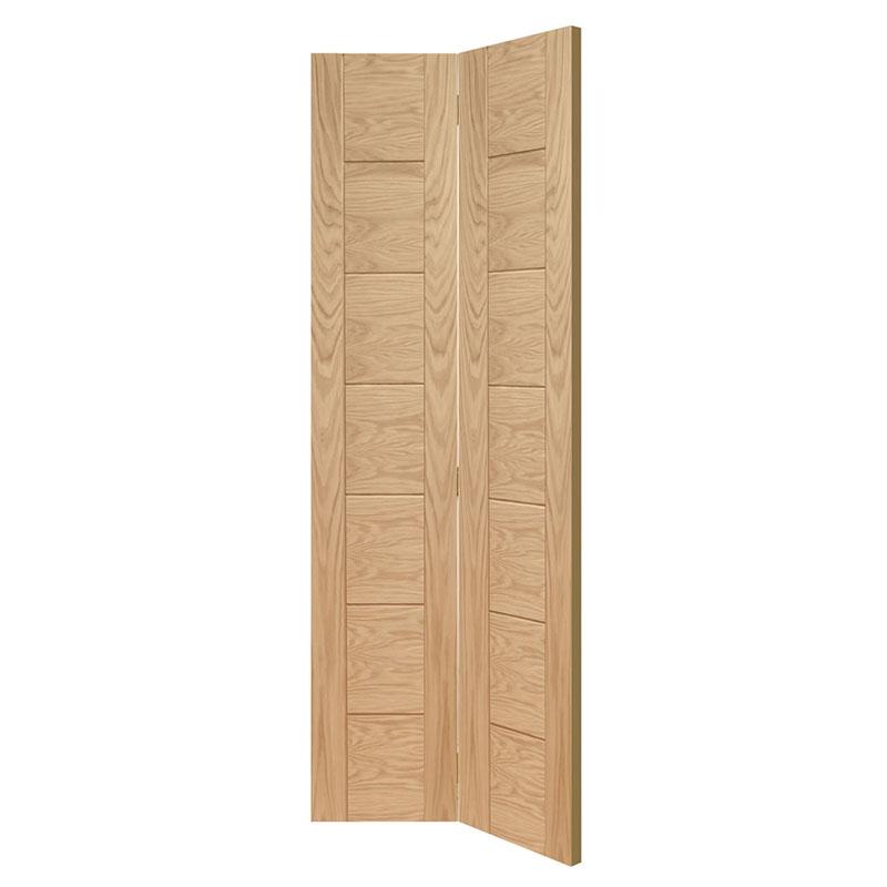 Palermo Bi-Fold Internal Oak Door