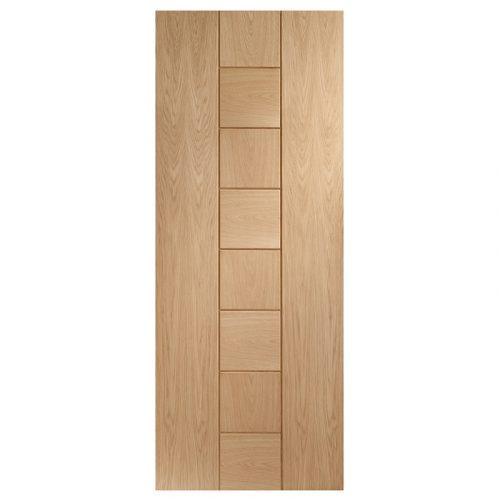 Messina Pre-Finished Internal Oak Door