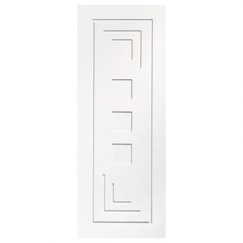 Altino Internal White Primed Door